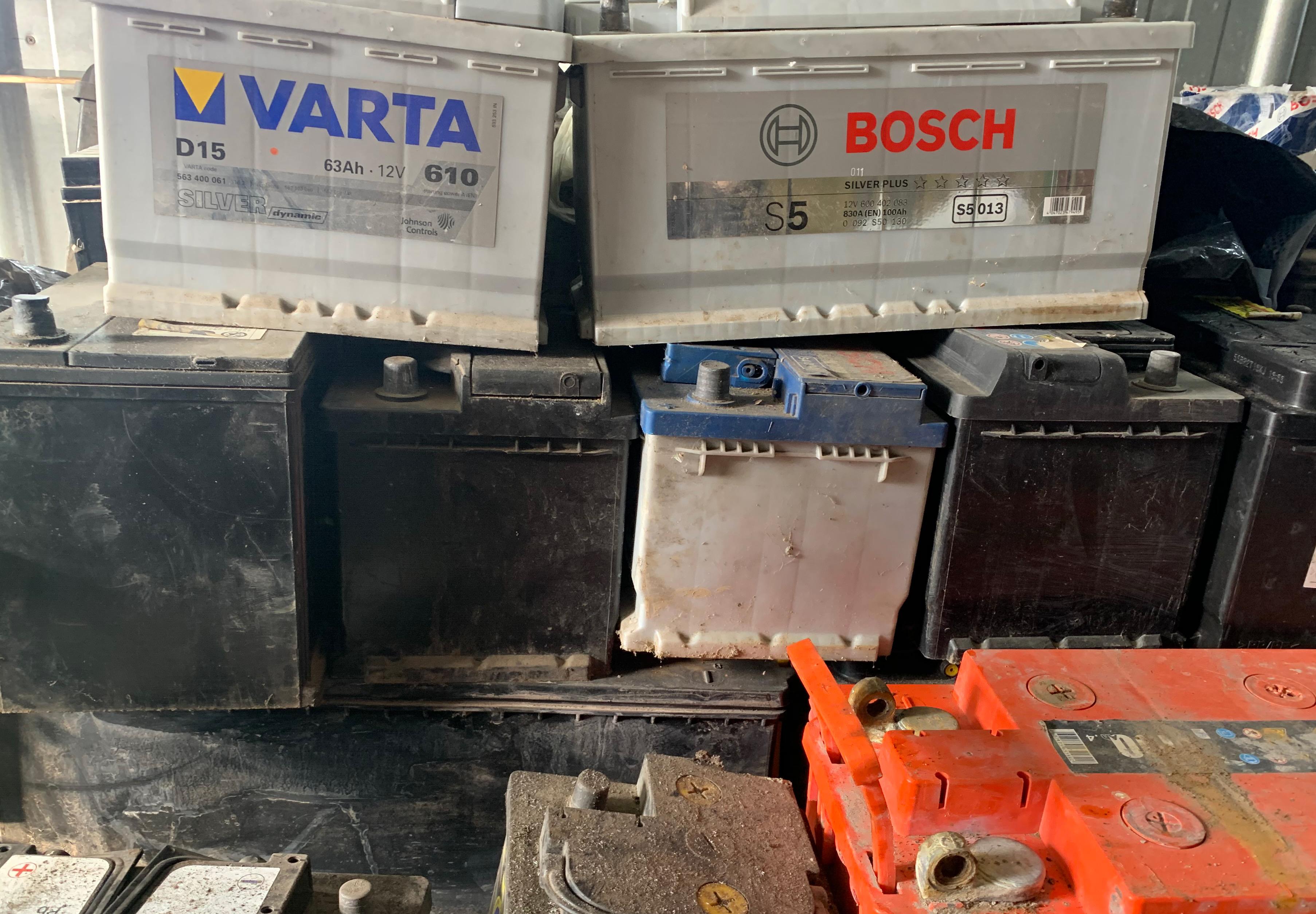 Прием бу аккумуляторов в Подольске